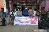 Apoteker Sultra kampanyekan penggunaan masker kain