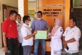 IKAPTK Padang Pariaman bagikan ribuan APD untuk petugas medis