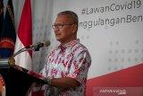 Sebanyak 112 pasien sembuh dan 1.790 orang positif COVID-19 di Indonesia