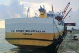 BPS: Jumlah penumpang kapal laut di Papua turun 50,69 persen