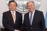 PBB sebut gara-gara COVID-19 ekonomi global 2020 dapat susut hingga satu persen