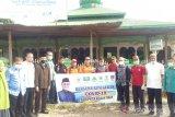Cegah COVID-19, Ormas Islam kompak semprot masjid se- Kolaka Timur