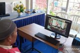 Kejari Padang Panjang laksanakan sidang secara daring