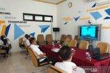 Tahanan di Sumsel jalani sidang  secara virtual cegah Corona