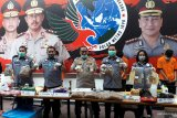 Polisi bongkar industri tembakau gorila lintas provinsi