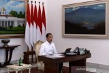 Presiden : Napi korupsi tidak dibebaskan karena COVID-19
