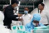 Kepala BKPM Bahlil ingin jemput bahan baku APD dari Korea dan China
