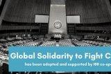 Indonesia bersama sejumlah negara loloskan Resolusi PBB