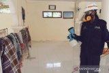 ITDC gelar disinfektan di desa penyangga Mandalika
