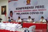 Kader Gerindra Jateng diinstruksikan bantu pemerintah tangani Corona