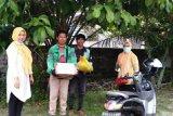 KPPG Palangka Raya bagikan 250 paket sembako ke warga terdampak Corona