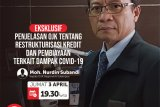 OJK Kanwil Sulampua gencarkan sosialisasi relaksasi kredit dampak COVID-19