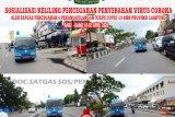 BNN Lampung sosialisasi pencegahan COVID-19