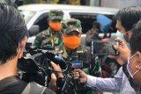 Drone pendeteksi suhu tubuh sasar sejumlah pasar tradisional di Makassar