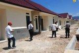 Pemerintah membangun 53 rumah warga terdampak Bandara Internasional Yogyakarta