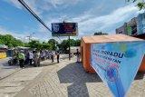 Tujuh pintu masuk Kota Mataram mulai dijaga guna cegah COVID-19