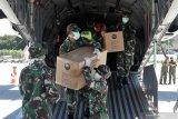 650 ribu APD hazmat didistribusikan ke seluruh provinsi