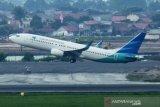 Garuda buka kembali reservasi penerbangan, tapi tidak melayani pemudik