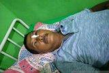 Usai sosialisasi bahaya Corona, kepala kampung ini dianiaya hingga luka lebam