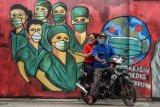 Riset:  Jakarta, Jabar, dan Banten paling rentan terdampak terhadap COVID-19