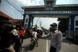 Evaluasi karantina wilayah Kota Tegal