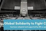 Indonesia bersama sejumlah negara telah loloskan Resolusi PBB