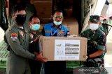 Kalteng terima 3.000 APD dan 15.000 masker dari pemerintah pusat
