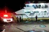 KM Sabuk Nusantara kembali ke dermaga Meulaboh, karena satu penumpang tiba2 pingsan