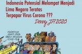 Denny: Jika mudik boleh,  Indonesia berpotensi lima besar COVID-19