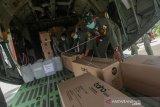 Puluhan ribu APD dan masker sudah distribusikan Pemerintah ke daerah