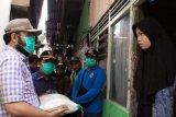 3.480 paket bahan pokok dibagikan Pemkot Padang Panjang untuk warganya