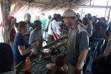 Masyarakat Abar Jayapura tetap produksi gerabah di tengah wabah COVID-19