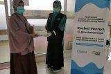 ACT Sulsel bagi makanan gratis untuk tenaga medis RS Wahidin Sudirohusodo
