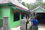 Pembangunan Rutilahu program TMMD Kodim 0602/Serang masuk tahap finishing