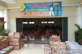 Desa Sumbermulyo Bantul bagi sembako untuk warga terdampak COVID-19