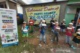 ACT Sumsel salurkan bantuan pangan  masyarakat terdampak COVID-19