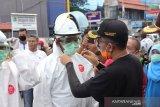 Payakumbuh siapkan petugas khusus angkut sampah dari ODP  COVID-19, dilengkapi ADP dan hand sanitizer