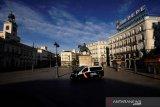 Udara di Madrid lebih bersih selama karantina wilayah