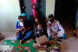 Pekerja Migran Indonesia di  Malaysia terpaksa makan daun ubi
