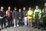 Polisi disiagakan di perbatasan Minahasa Tenggara
