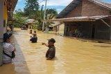 Empat desa terendam banjir di Kabupaten Paser