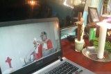 Uskup Agung Kupang berdoa untuk korban corona virus
