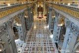 Paus Fransiskus: Jadilah pembawa pesan kehidupan