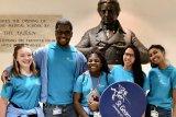 mantap, remaja  Indonesia di London ikut kampanye lawan COVID-19