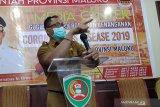 PDP positif COVID -19 di Maluku bertambah menjadi 32 orang