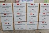 Kepala BKPM Bahlil serahkan 50 ribu alat tes COVID-19 ke BNPB dan RS BUMN