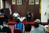 Polda Lampung tangkap penyebar hoaks penutupan akses gerbang Pelabuahan Bakauheni