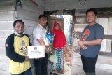 F-PKS DPRD Riau dan PKS Pelalawan distribusikan 3 ton beras dan sembako untuk dhuafa