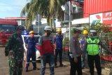 Satlantas Polresta Bandarlampung kawal angkutan sembako