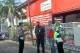 Satlantas Polresta Bandarlampung kawal angkutan sembako dan BBM